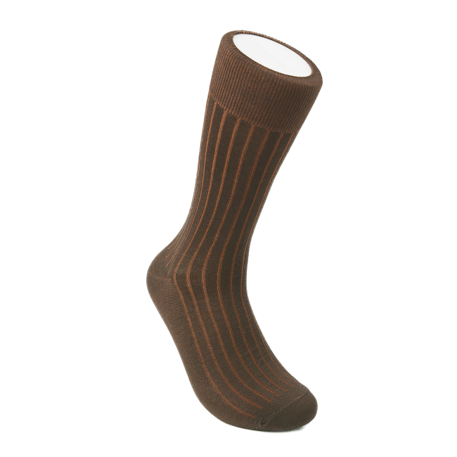 Twotone RIB 5163 (Brown/Orange)