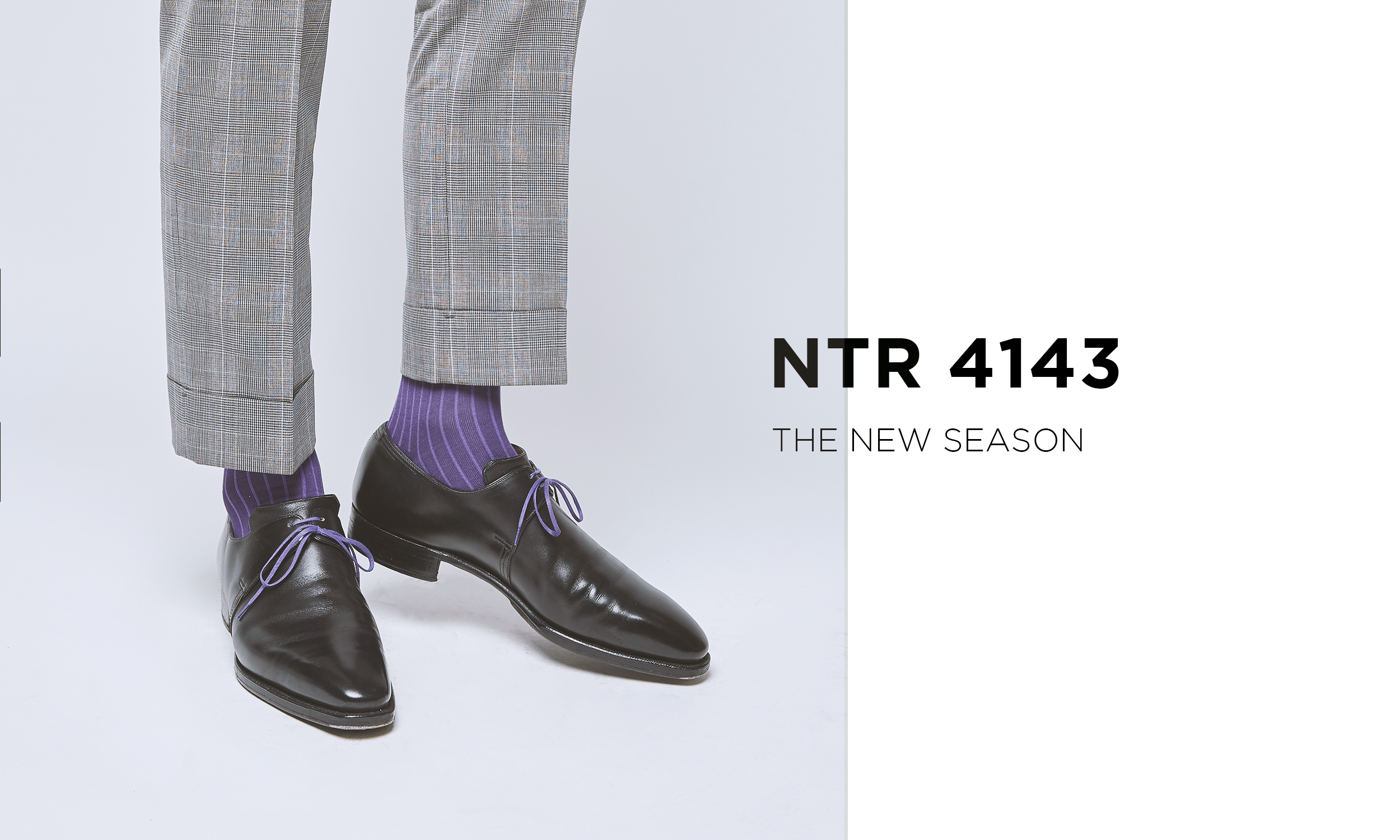 NTR 4143 (Purple/Light Purple)