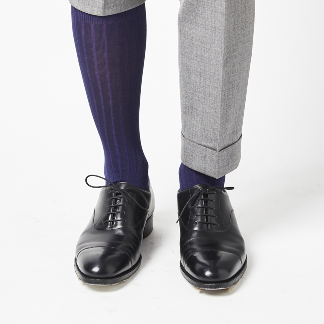 Twotone RIB 1141 (Navy/Purple)