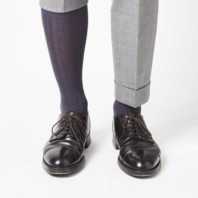 Twotone RIB 0341 (Gray/Purple)