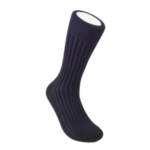 Twotone RIB 0141 (Black/Purple)