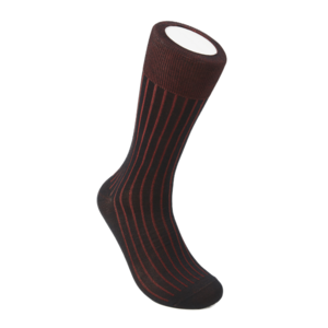 Twotone RIB 0132 (Black/Red)